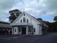 カトリック小郡教会 聖堂